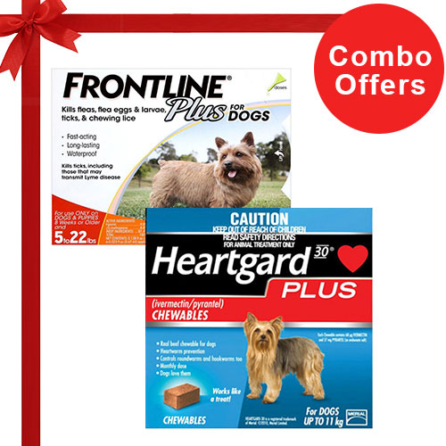 frontline plus & heartgard plus