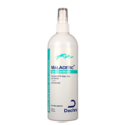 malacetic conditioner spray