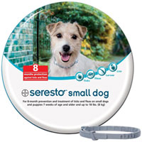 seresto dog collar