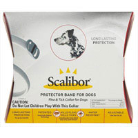 Scalibor Tick Collars Adjustable large 65 cm