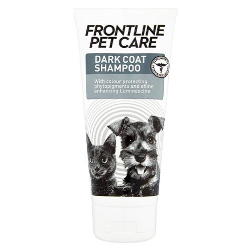 Frontline Pet Care Dark Coat Shampoo for Dogs & Cats