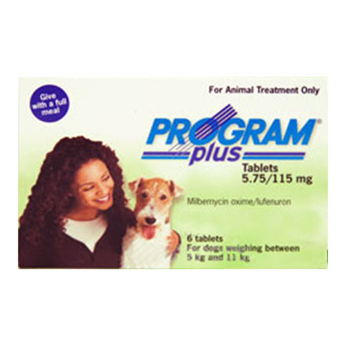 Program Plus for Dog