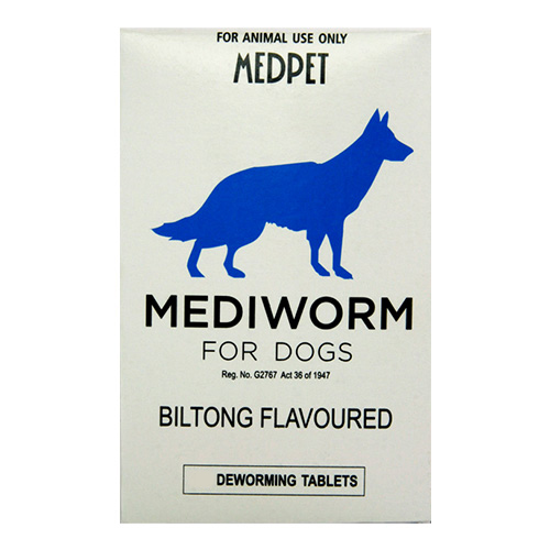 Mediworm for Dog