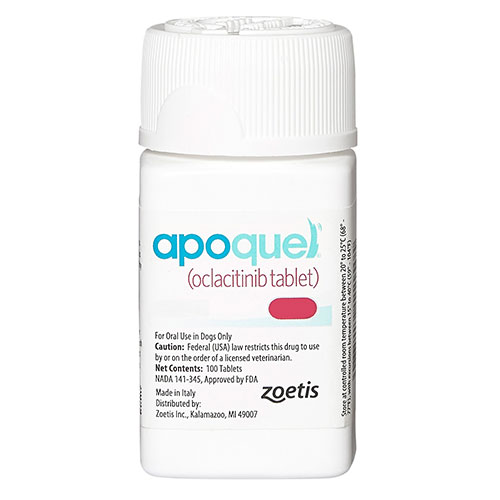 Apoquel For Dogs 3.6 Mg