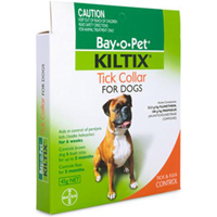 Kiltix Tick Collar for Dog