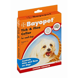 Bayopet Tick and Flea Collar for Dog