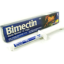 Bimectin for Horse