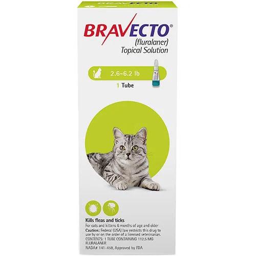Bravecto Spot-On for Cat