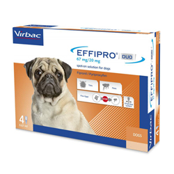 Effipro DUO Spot-On  for Dog