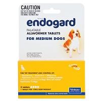Endogard for Medium Dogs 10 Kg (22lbs)