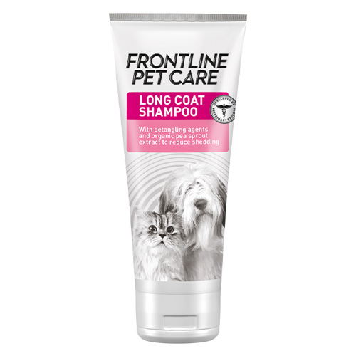 Frontline Pet Care Long Coat Shampoo for Dog