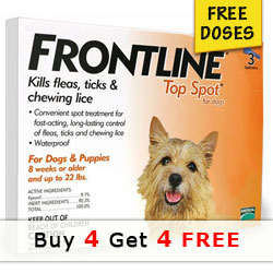 Frontline Top Spot for Dog