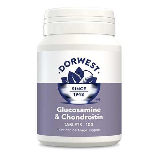 Glucosamine & Chondroitin Tablets For Dogs And Cats for Dog