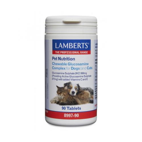 Lamberts Glucosamine Complex for Dogs & Cats for Supplements