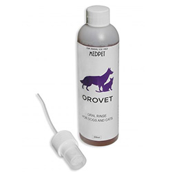 Orovet Oral Rinse for Pet Hygiene
