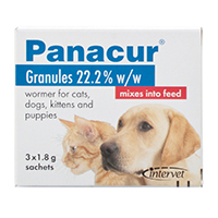 Panacur Granules for Cat