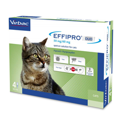 Effipro DUO Spot-On  for Cat