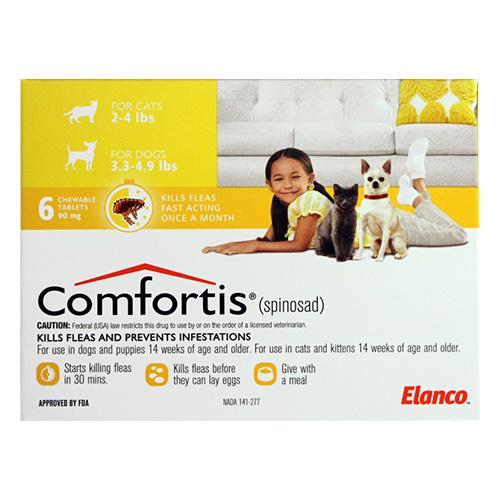 Comfortis for Cat