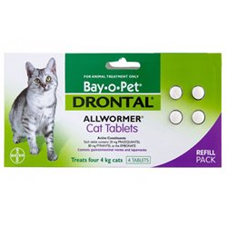Drontal for Cat