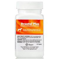 Drontal Plus for Large Dogs 10 - 35 kg