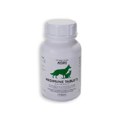 Medimune Nutritional Tablets for Cats & Dogs for Supplements