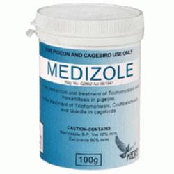 Medizole for Bird