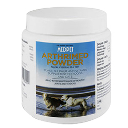 Arthrimed Joint Supplement Powder  for Cats & Dogs