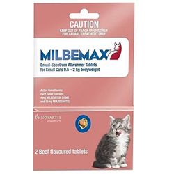 Milbemax For Cats for Cat