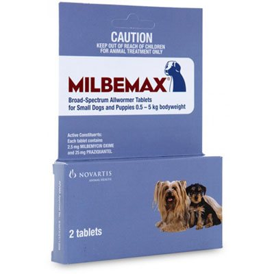 Milbemax for Dog