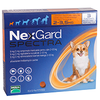 Nexgard Spectra for Dog