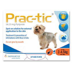 Prac-tic Spot On for Dog